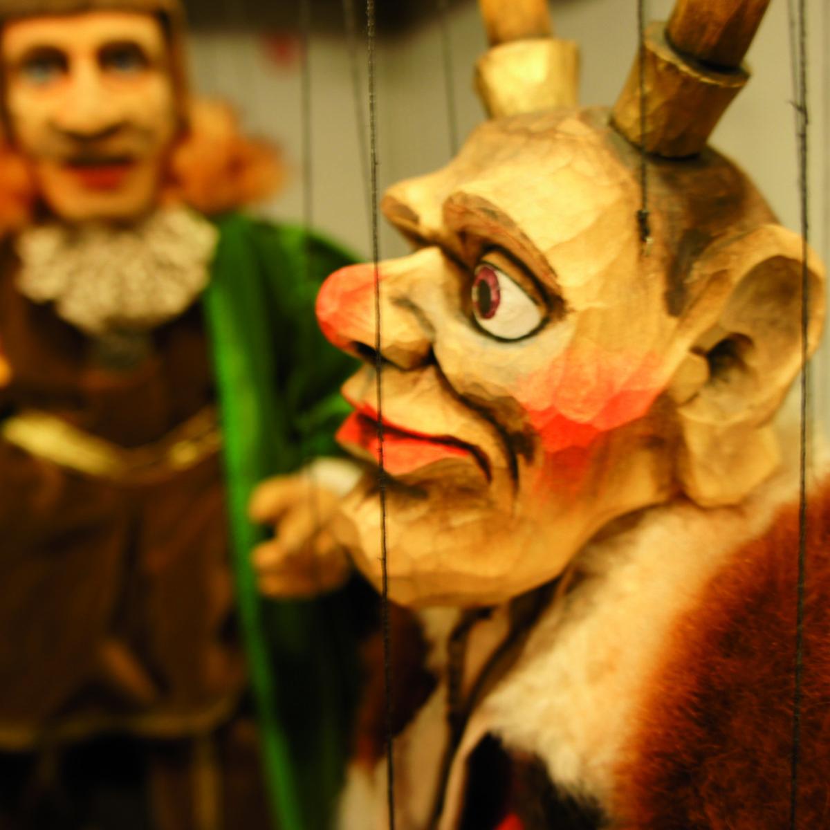 D'un continent à l'autre, les marionnettes s'exposent @ Théâtre des Zygomars/ Flawinne